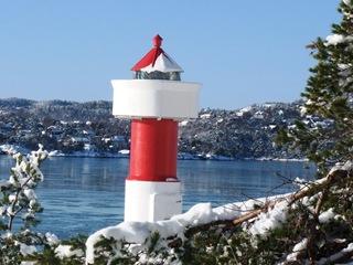 Fyret på Odderøya
