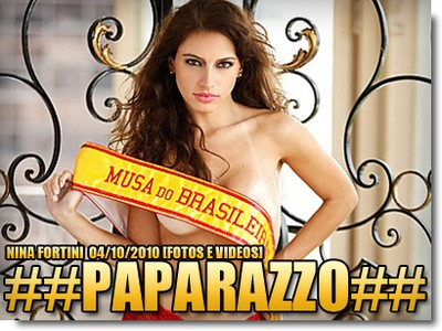 Nina Fortini – Paparazzo 04 12 2010