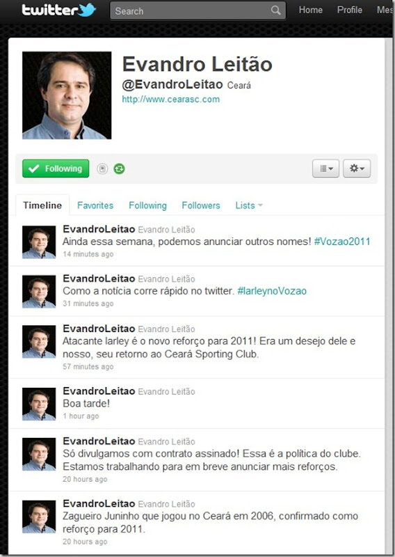 101221 - Evandro Leitao confirma Iarley