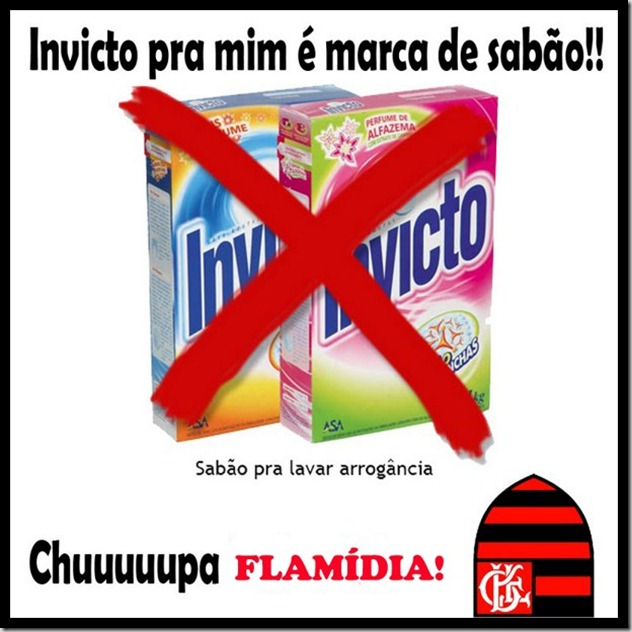 chupa flamengo [##Embaixada do Vozao]