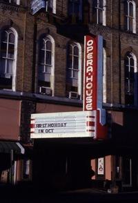 The Opera House, 1981
