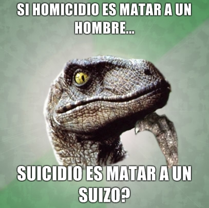 FilosoRaptor Homicidio