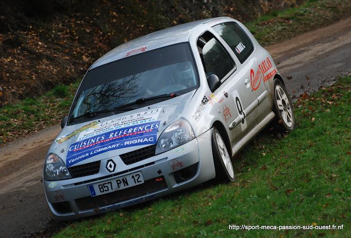 Alexis MURAT / Johan GRES - Clio RS F214 Rallye%20du%20Cantal%202010%20017