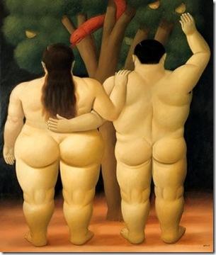 adan_y_eva_Fernando_Botero