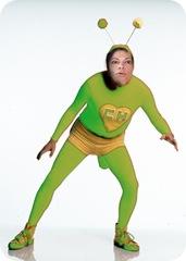 El Chinchillin verde