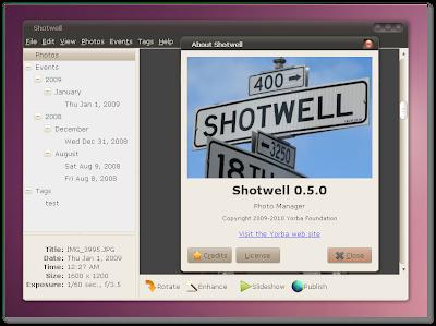 shotwell 0.5