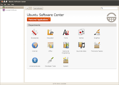 ubuntu software center 10.04 screenshot