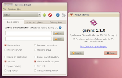 grsync 1.1.0