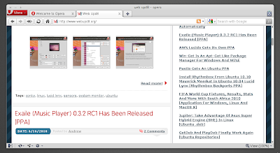 opera 10.60 beta linux