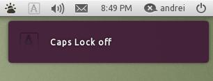 indicator keylock notifyosd