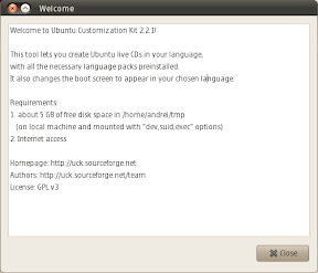ubuntu customization kit