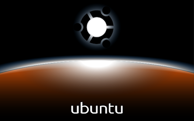 ubuntu space sunrise plymouth theme