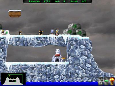 Pingus game