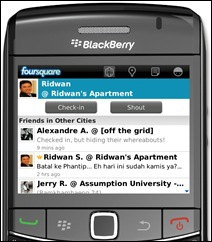 Foursquare01-Halaman Muka