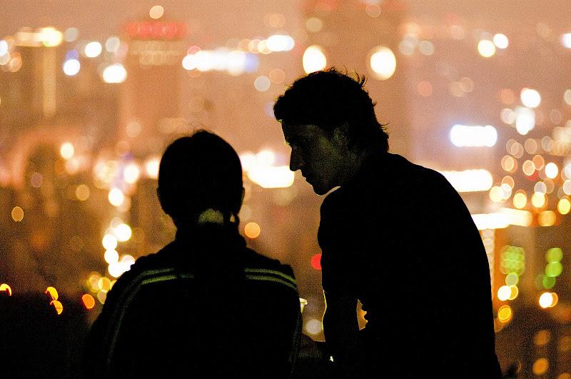 國慶煙火--攝於象山6巨石