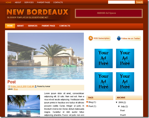New Bordeaux