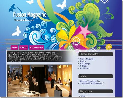 Fusion Magazine
