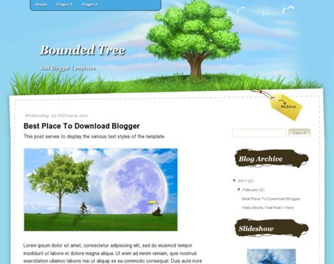 Bounded Tree