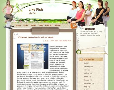 Like Fish