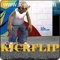 Kick Flip: Faça manobras de skate
