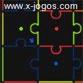 Neon Maze: Mude de cor para passar pelas paredes