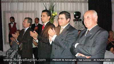 Castello, Valentini, Ludueña, Angeli