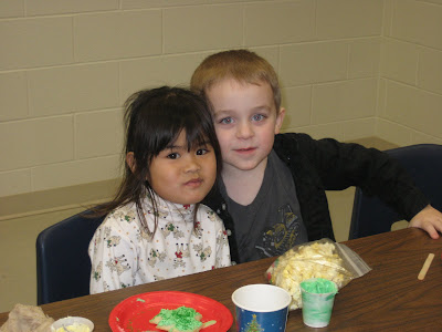 Ean and Isabelle