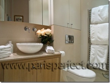 Clairette bathroom