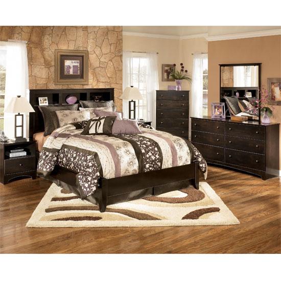 Epic Kendi Panel Bedroom Set Highland Park Panel Bed Set