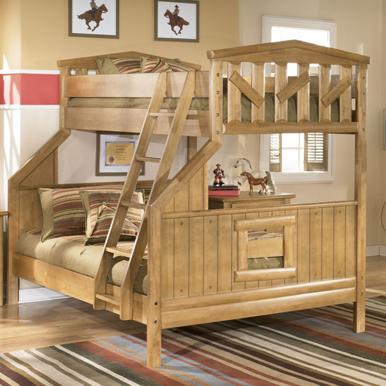 Popular Caspian Youth Bed Cabin Creek Youth Bunk Bed