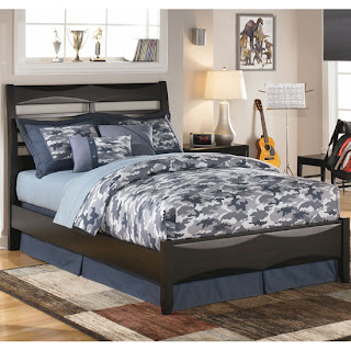 Superb Kira Youth Panel Bed Alexander Youth Bedroom Set