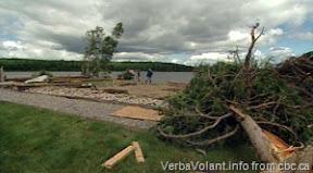 Ontario Tornado
