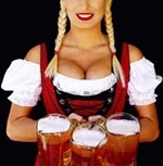 chica cerveza