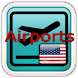 Top 100 USA Passenger Airports