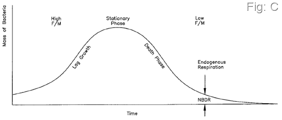 Cellular growth curve