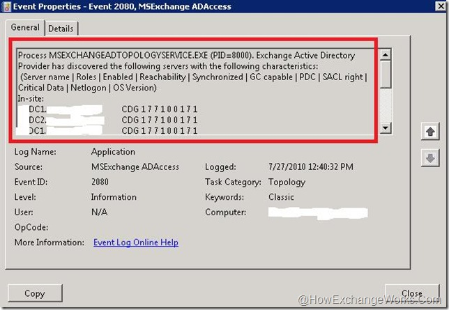Exchange services won't start : sysadmin - reddit.com