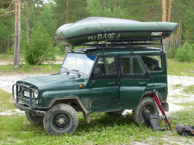 уаз для охоты и рыбалки форум