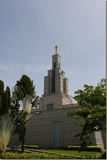 Accra temple