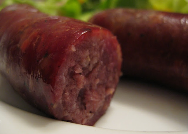 Lockhart Smoked Beef Sausages