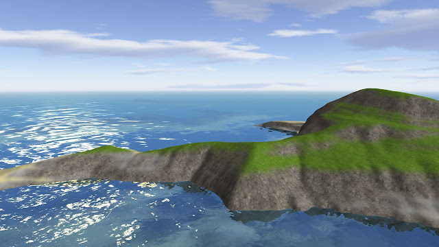 Terrain with Skybox