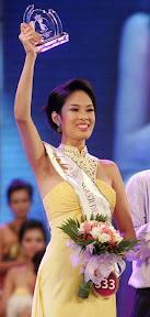 Mai Anh bude předávat svou korunu nové Miss Vietnam ČR 28.1.