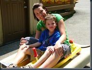 alpine slide with cambo