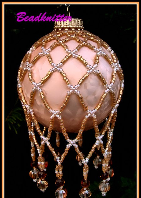 Beaded Christmas Ornament Patterns