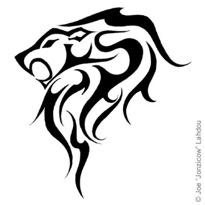 Leo Zodiac Symbol Tattoos | Zodiac Signs So Leo tattoo can be done for guys