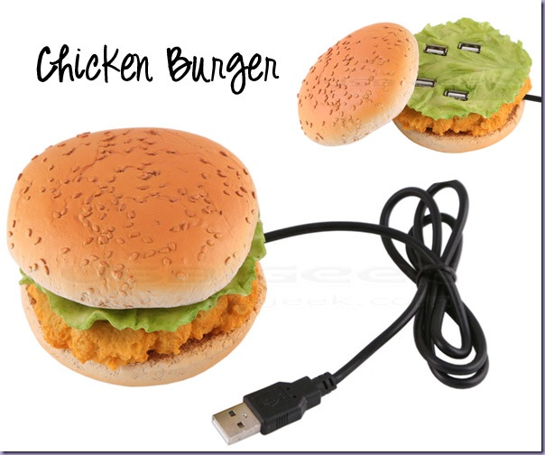 USB-Hub-Chicken-Burger