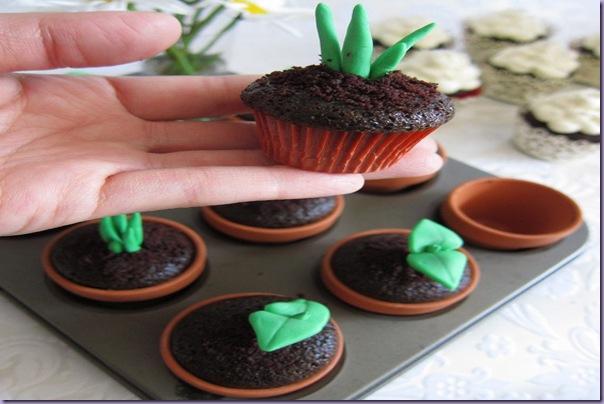 Cupcakes-Chocolate-Plantinha-Vasinho-3