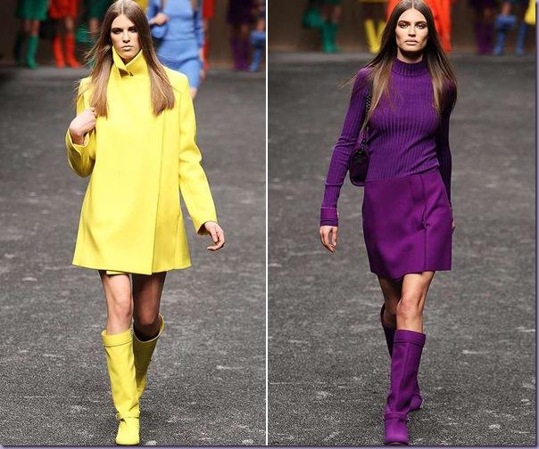 Desfile-Looks-Monocromáticos-Amarelo-Roxo