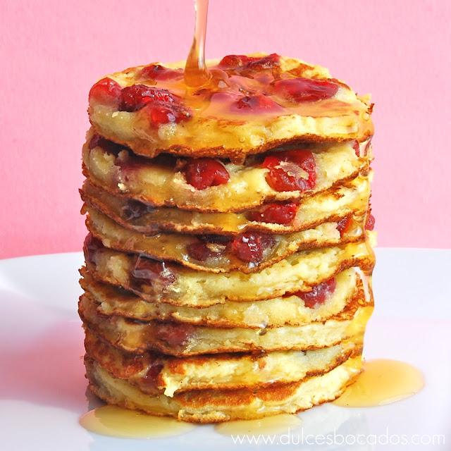 pancakes de buttermilk