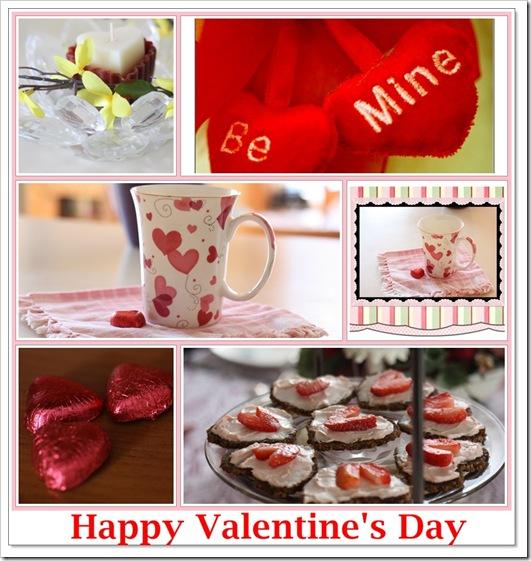 Valentine's Mosaic