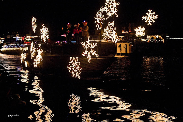2010 Huntington Harbour Boat Parade